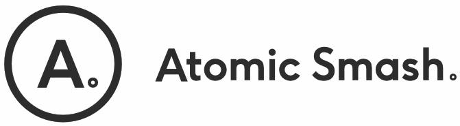 Atomic Smash logo